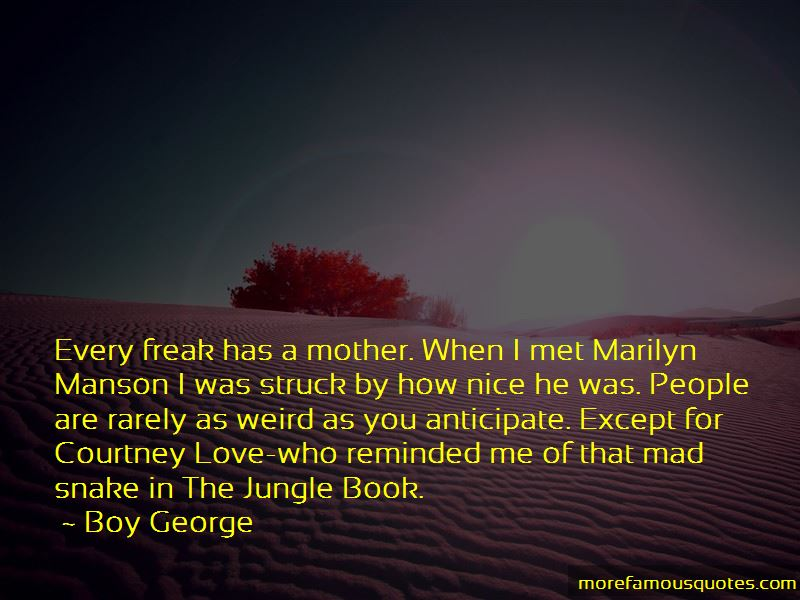 Quotes About Love Marilyn Manson