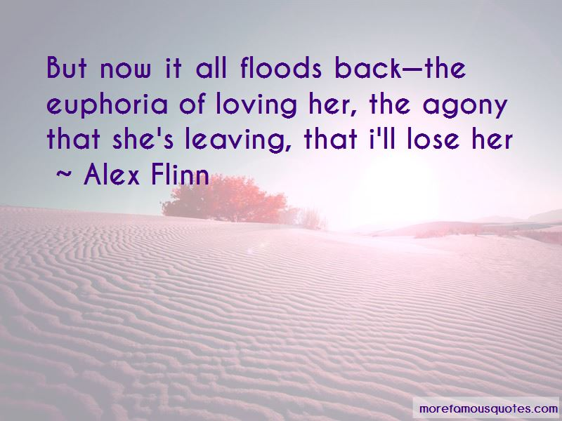 Quotes About Loving But Leaving