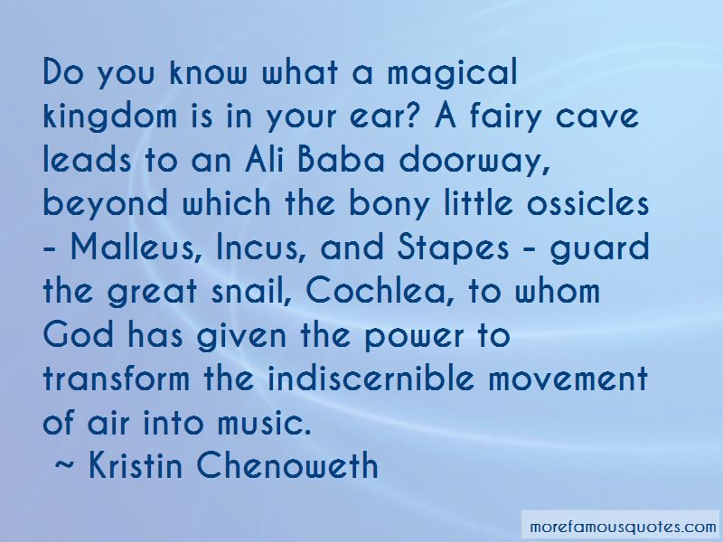 Quotes About Magical Kingdom