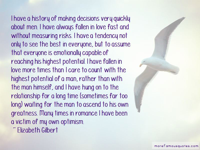 Making Decisions In Love Quotes Pictures 2