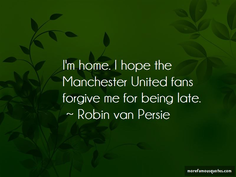 Manchester United Fans Quotes Pictures 2