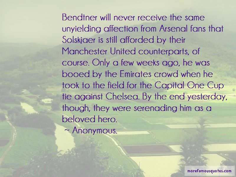 Manchester United Fans Quotes Pictures 4