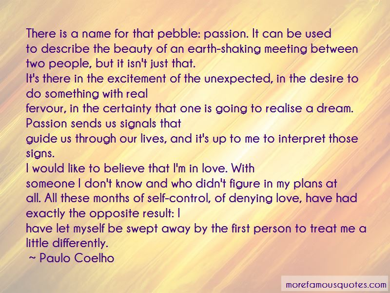 Quotes About Meeting That One Person