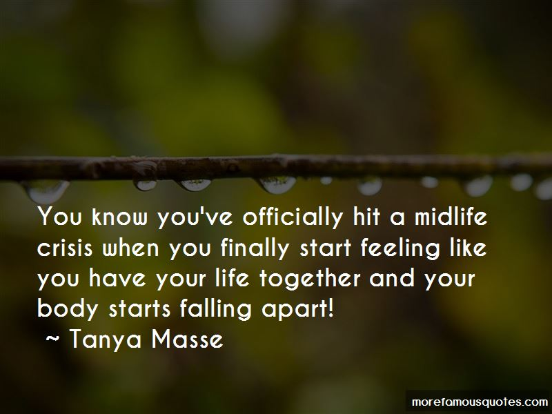 Quotes About Midlife