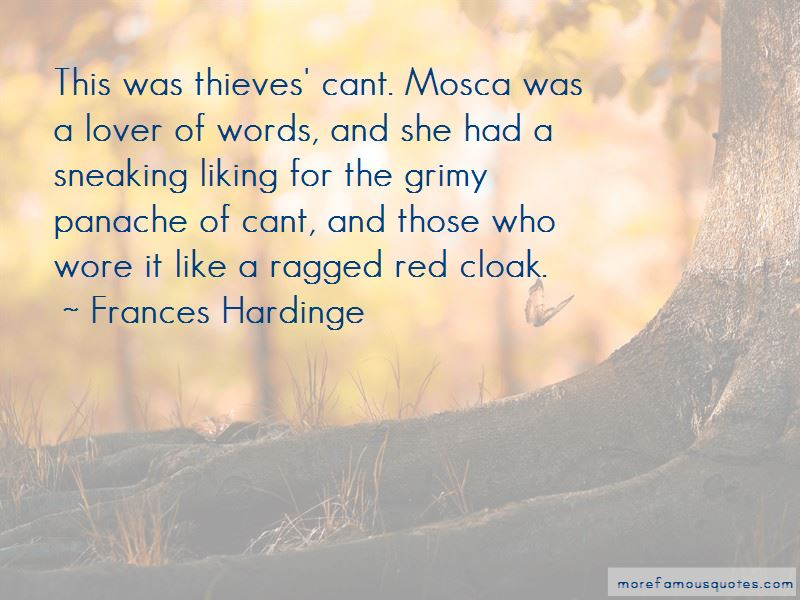 Quotes About Mosca