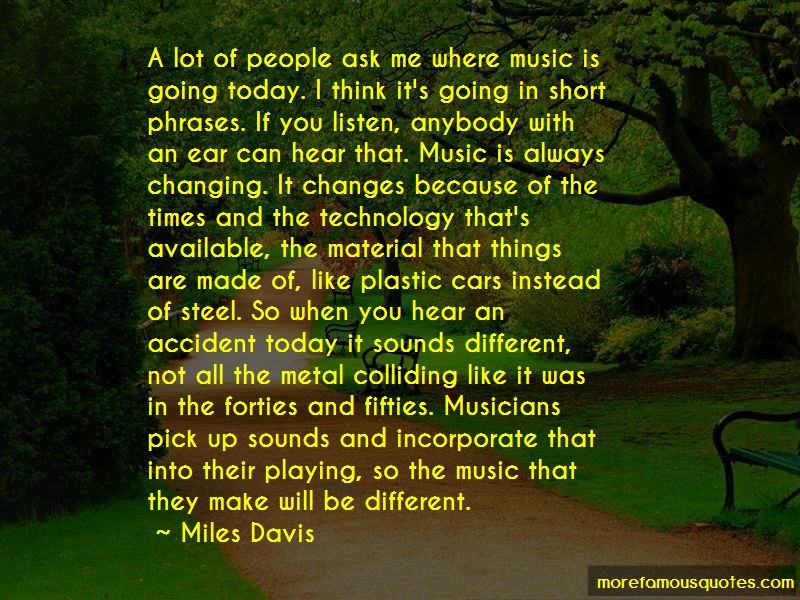 Quotes About Musicians And Music