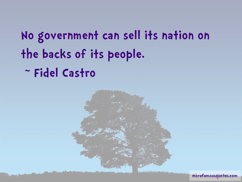 Quotes About No Government