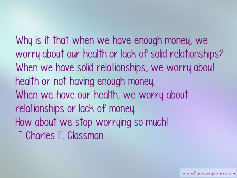 Not Having Enough Money Quotes Pictures 3
