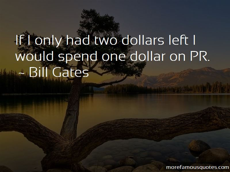 Quotes About One Dollar