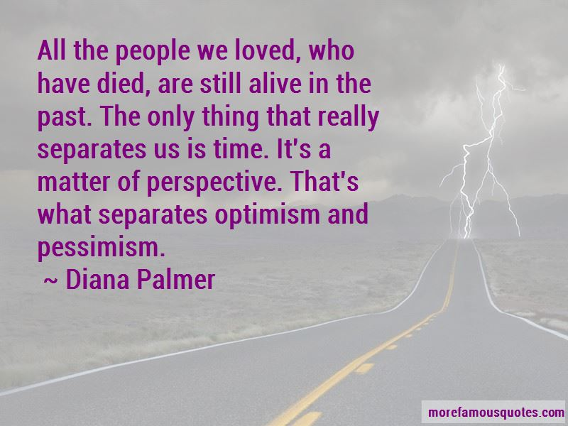 Quotes About Optimism And Pessimism