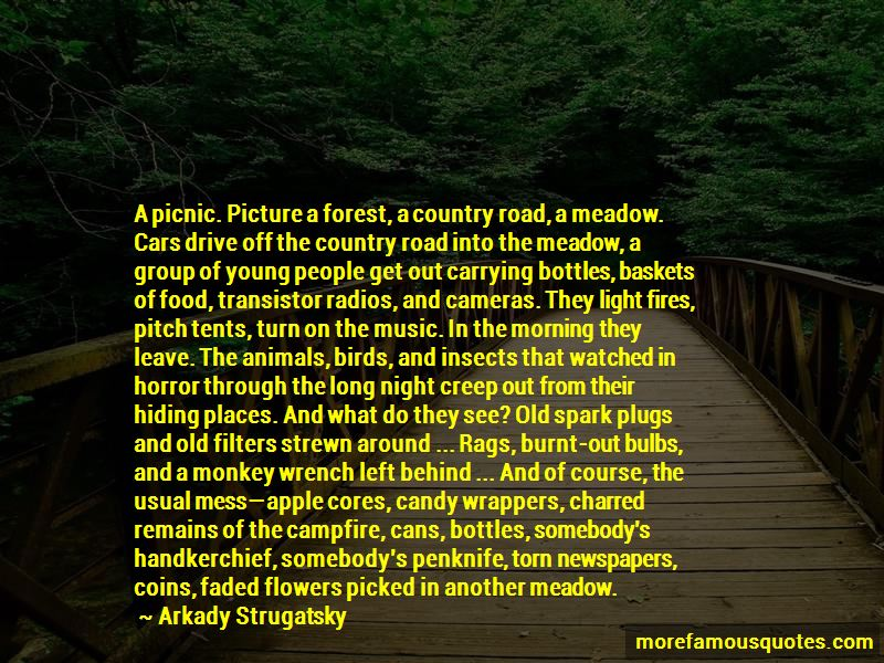 Picnic Baskets Quotes Pictures 4