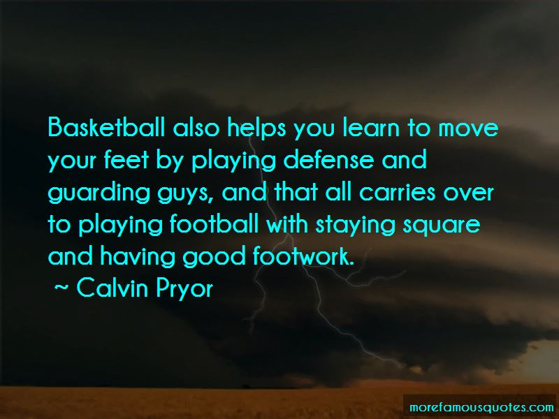 Quotes About Playing Defense In Basketball