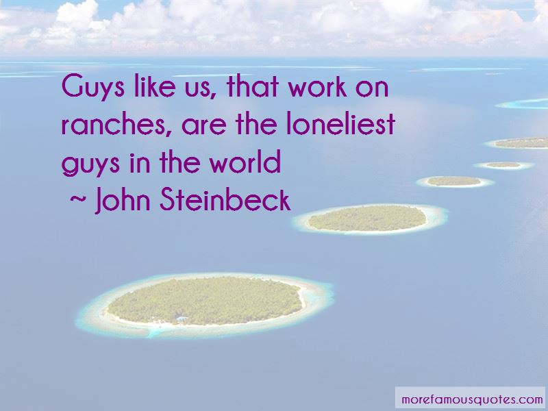 Quotes About Ranches