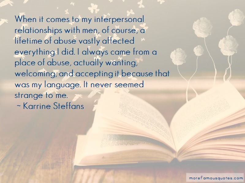 Quotes About Relationships And Abuse: top 17 Relationships ...