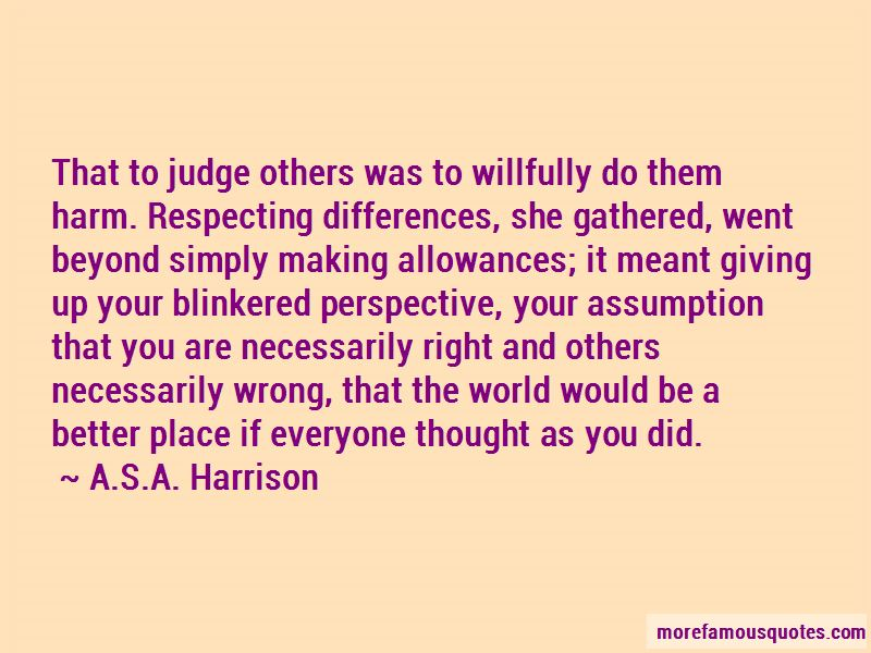 Respecting Differences Quotes Pictures 2