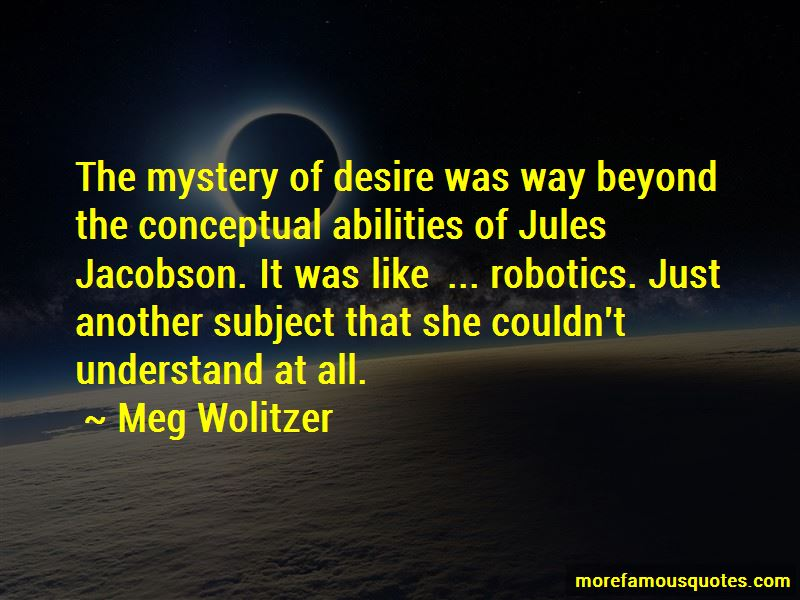 Quotes About Robotics