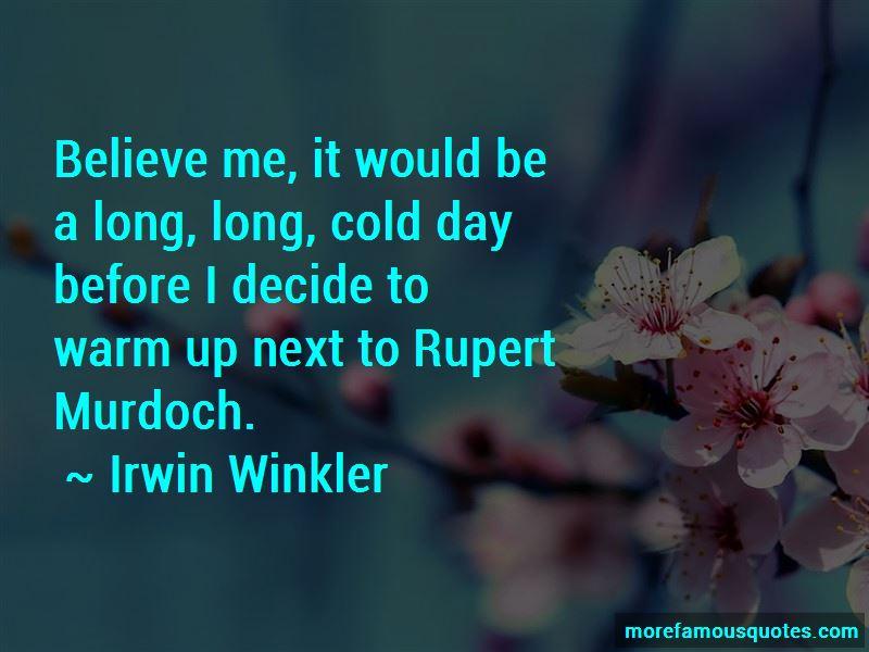 Quotes About Rupert Murdoch