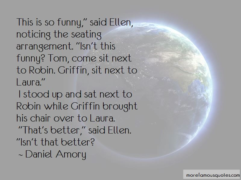 Quotes About Seating