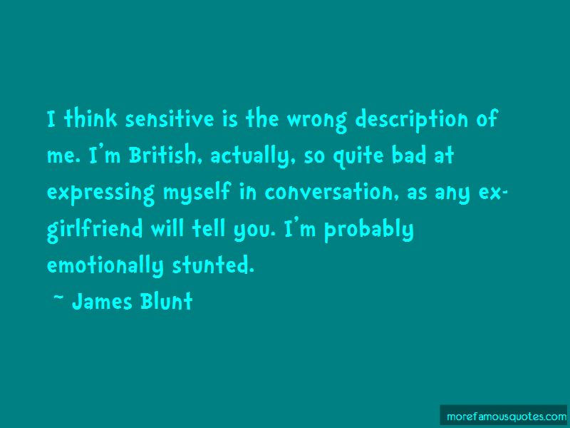 Quotes About Sensitive Girlfriend