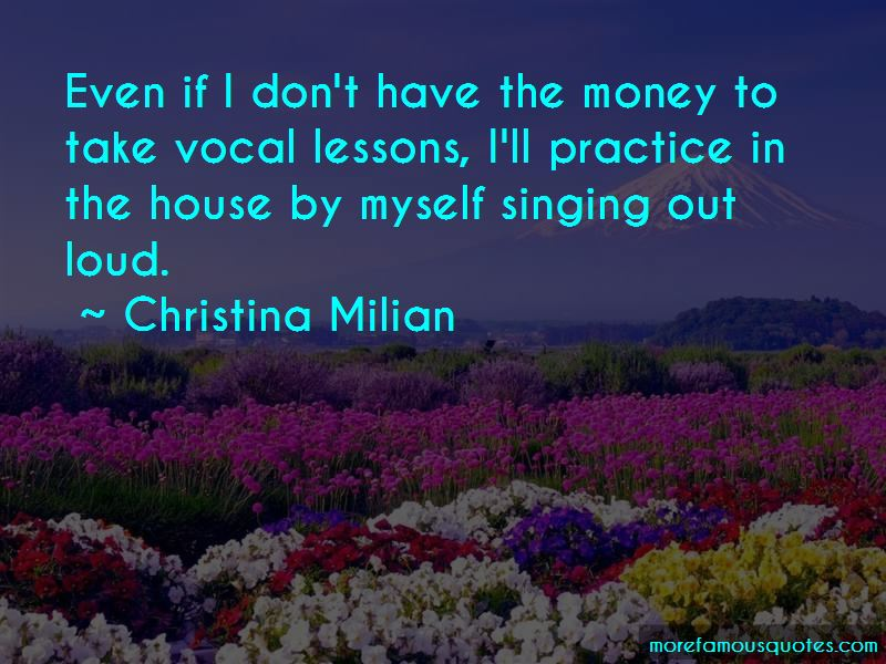 Singing Out Loud Quotes Pictures 3