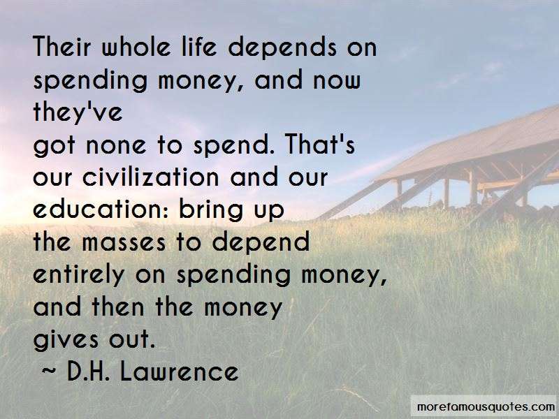 Quotes About Spending Money On Education