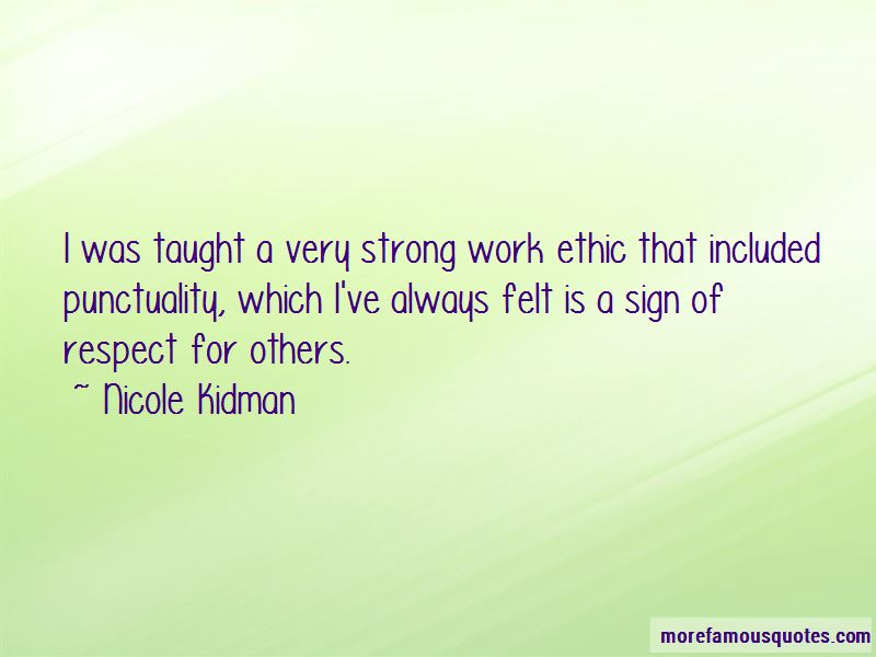 Strong Work Ethic Quotes Pictures 2