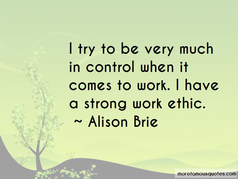Strong Work Ethic Quotes Pictures 4