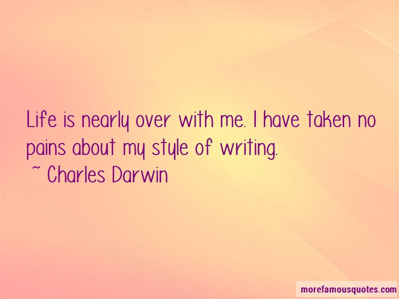 Style Of Writing Quotes Pictures 2