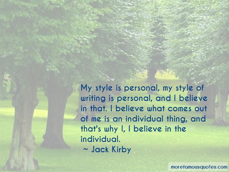Style Of Writing Quotes Pictures 4