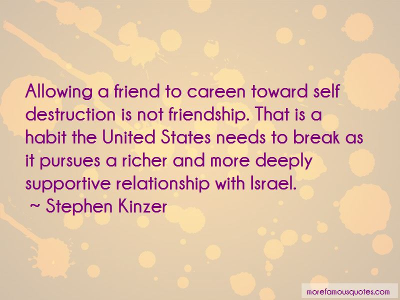 Quotes About Supportive Friendship