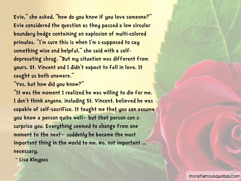 Quotes About Surprise Love