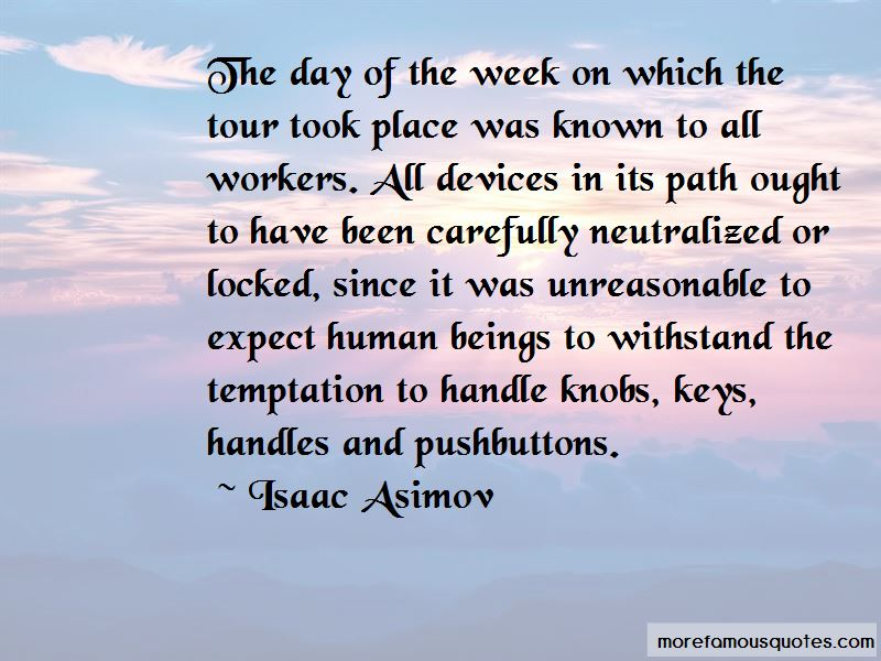 Quotes About The Day Of The Week