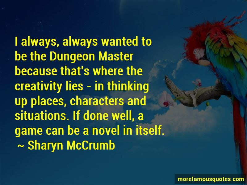 The Dungeon Master Quotes Pictures 2
