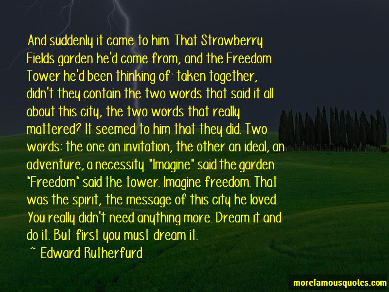 The Freedom Tower Quotes Pictures 2