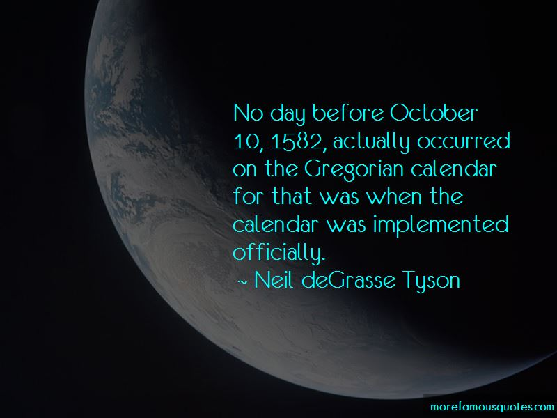 The Gregorian Calendar Quotes Pictures 2