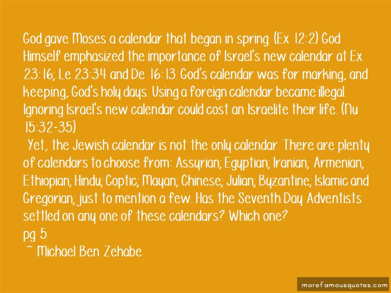 The Gregorian Calendar Quotes Pictures 3