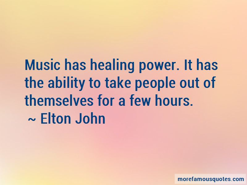 Quotes About The Healing Power Of Music Top 6 The Healing Power Of