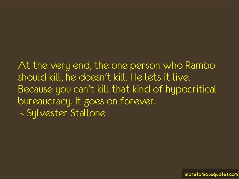 Quotes About The One Person