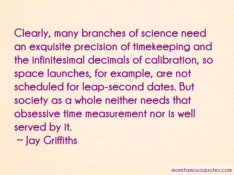 Quotes About Time Measurement