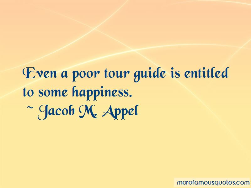 Quotes About Tour Guide