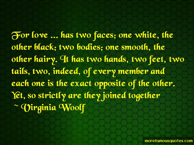 Quotes About Two Faces