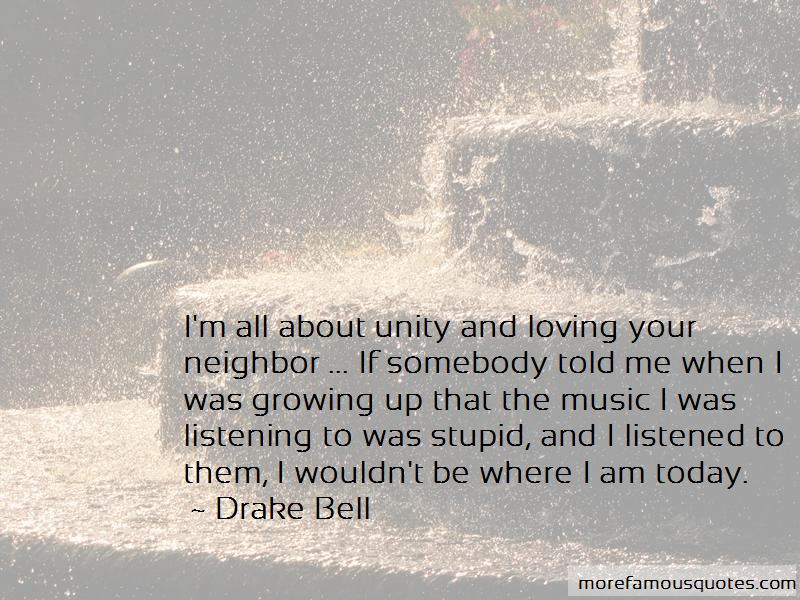Unity And Music Quotes Pictures 4