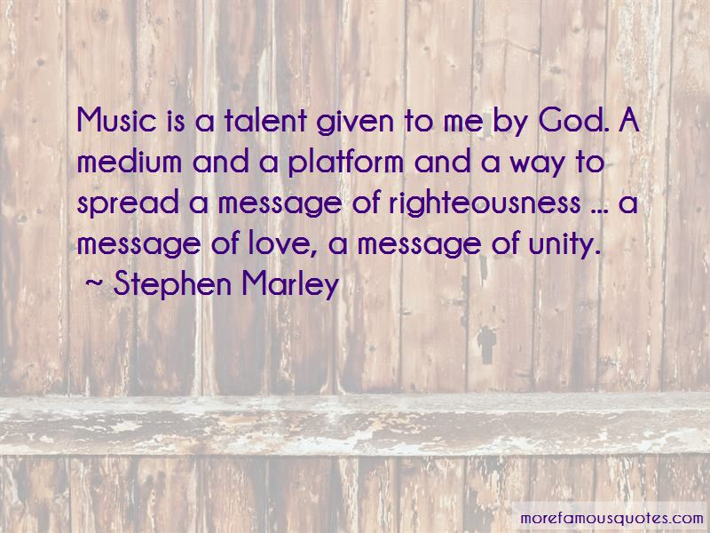 Quotes About Unity And Music