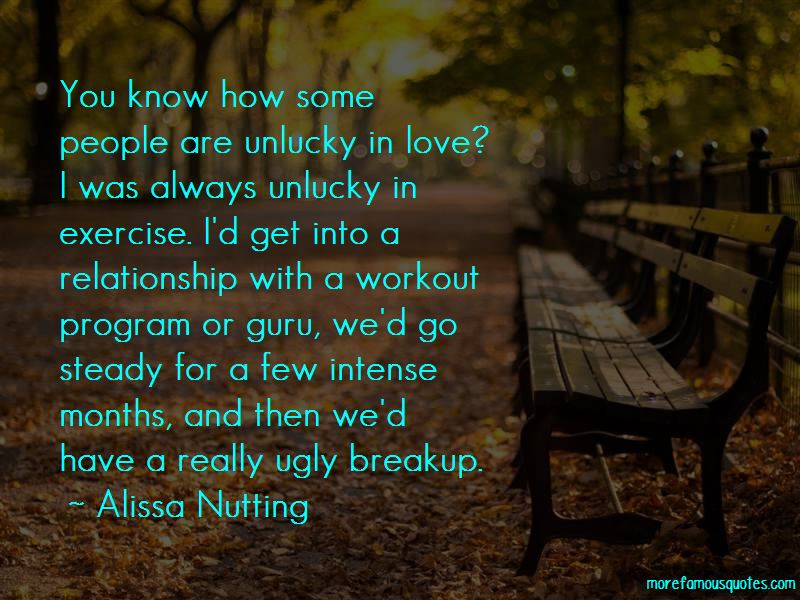 Unlucky In Love Quotes Pictures 2