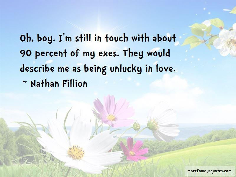Unlucky In Love Quotes Pictures 4