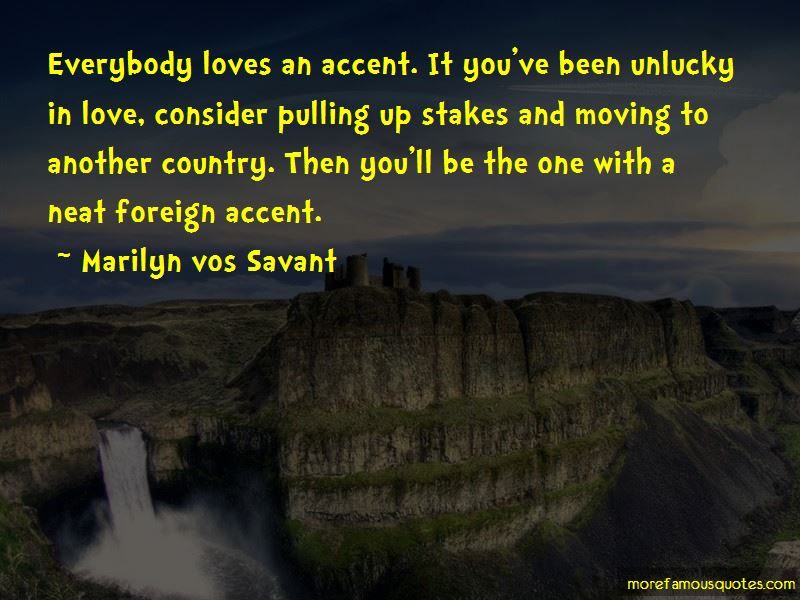 Quotes About Unlucky In Love