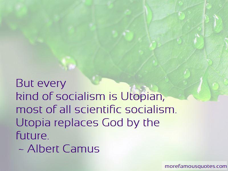 Utopian Socialism Quotes Pictures 2