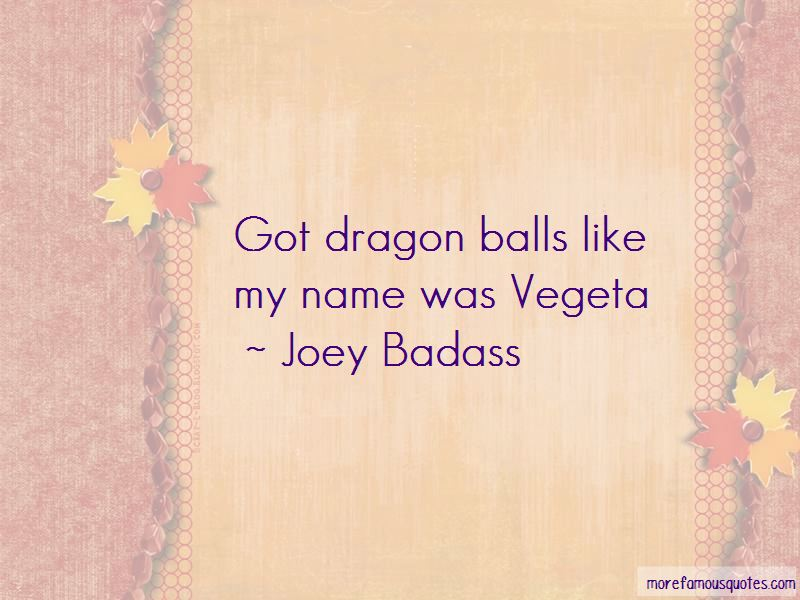 Quotes About Vegeta