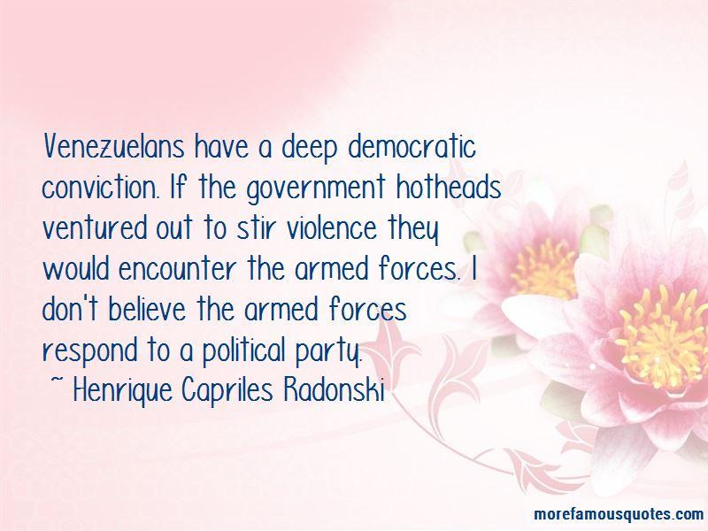 Quotes About Venezuelans