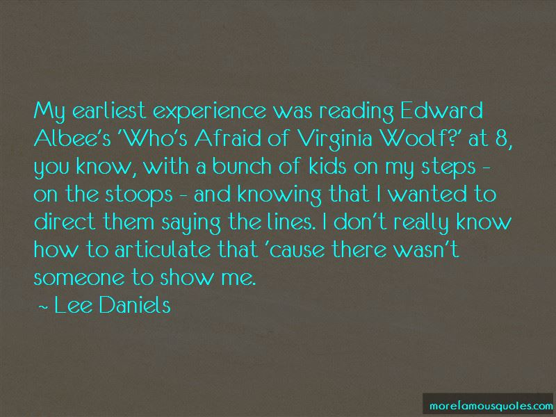Quotes About Virginia Woolf